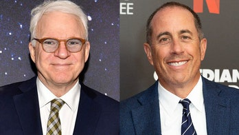 Jerry Seinfeld, Steve Martin discuss Oscars snubbing comedy, praise Netflix for inclusion