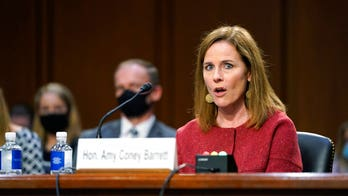 Senate to vote to confirm Amy Coney Barrett next Monday, McConnell says