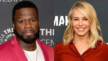 Chelsea Handler says she'll pay 50 Cent's taxes if he drops Trump support