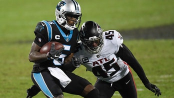 Teddy Bridgewater hit was 'cheap shot,' Panthers running back says