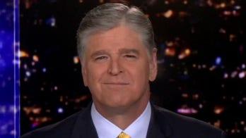 Sean Hannity: Biden depicting 'scary' image of America despite surging economy
