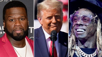50 Cent hints Lil Wayne made a mistake meeting President Trump: 'Oh no'