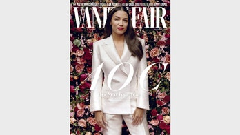 AOC appears in Vanity Fair in outfits worth $14,000 to curse Trump out