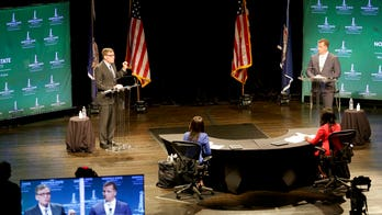 Virginia Senate debate sees Warner, Gade clash on Trump, race, health care