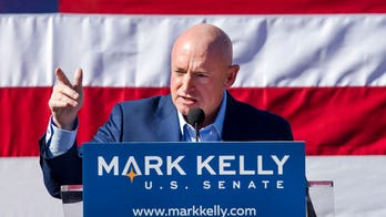Dem Senate candidate Mark Kelly apologizes for staffer's obscene tweet about cops