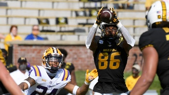Mizzou's goal-line stand helps beat No. 17 LSU, 45-41