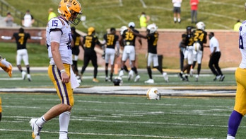 AP Top 25: LSU drops out of poll for first time since 2017