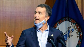 Virginia governor says he can't extend voter-registration deadline after system outage