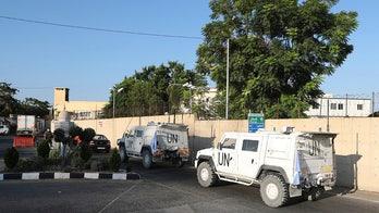 Israel and Lebanon hold historic talks on maritime border