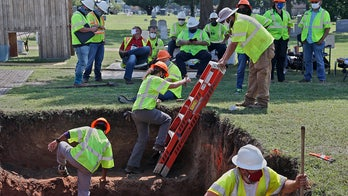 Human remains found at burial site linked to 1921 Tulsa Race Massacre