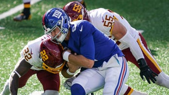 Giants defense bails out offense after lackluster performance vs. Washington