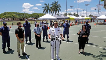 US surgeon general to be in court on Hawaii virus citation