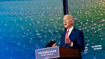Biden slams Trump on coronavirus, says president's 'quit on America'