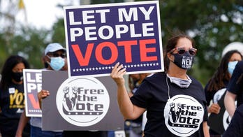 GOP slowly gaining as early vote total surpasses 2016