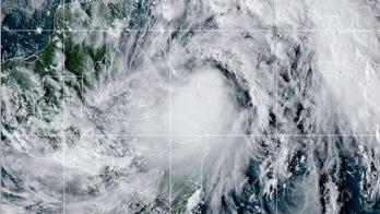 Zeta re-strengthens into a hurricane, expected to bringa life-threatening storm surge to Louisiana