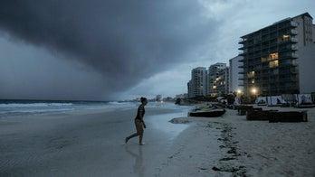 Zeta upgraded to hurricane as it nears Mexico, U.S.