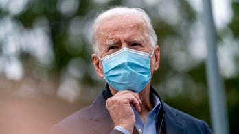 Biden makes late push to paint Georgia blue one week before election