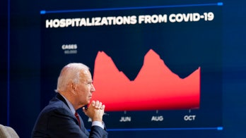 Biden dismisses record economic growth as not 'nearly enough' to dig out of 'deep' recession