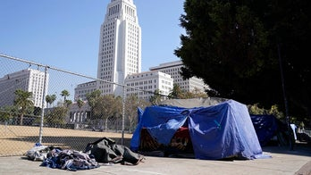 LA's surge in homicides fueled by gang violence, killings of homeless people