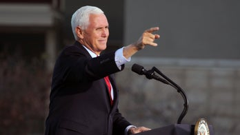 Pence to campaign Friday in Georgia runoffs, but no word on a Trump trip
