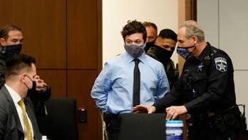 Kyle Rittenhouse's cash bail is set at $2 million
