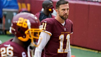 Alex Smith wins AP Comeback Player of the Year