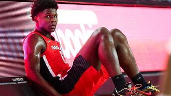 Coronavirus pandemic 'was nothing' to potential No. 1 NBA draft pick
