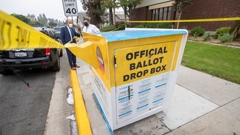 LA county registrar office to increase ballot pickup after box catches fire