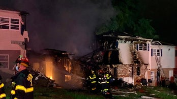 Baltimore fire caused by possible explosion injures 2 children, 3 adults
