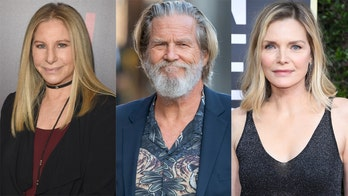 Jeff Bridges' co-stars Barbra Streisand, Michelle Pfeiffer offer support for star after Lymphoma diagnosis