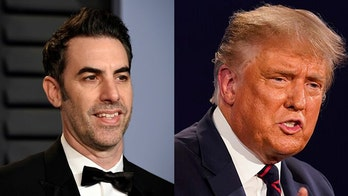 'Borat 2' star Sacha Baron Cohen responds to Donald Trump's criticism of the film: 'I don't find you funny'