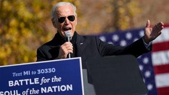 Biden's campaign bundlers include Wall Street billionaires, entertainment moguls