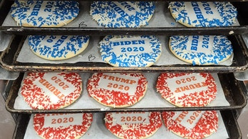 PA bakery claims cookie sales have predicted past presidential elections — and here's how it looks for 2020