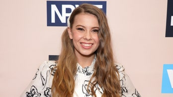 Bindi Irwin says her baby 'is doing great' and is the size of a 'mountain pygmy-possum'