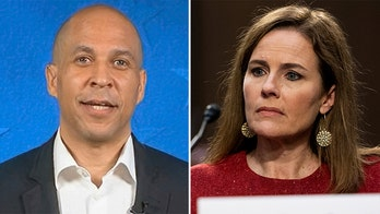 Cory Booker presses Amy Coney Barrett on racial bias in criminal justice system