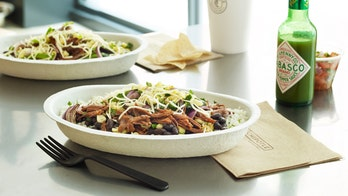 Chipotle adds tortilla fee for burrito bowls, Twitter reacts disapprovingly