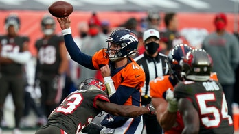 Fangio: Rypien to start against Patriots if Lock isn't ready