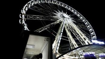 Hungarian restaurant serving dinner on Ferris wheel
