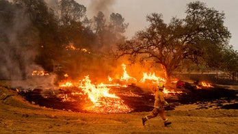 Wildfire danger in West as Northwest sees more storms, Northeast stays soggy