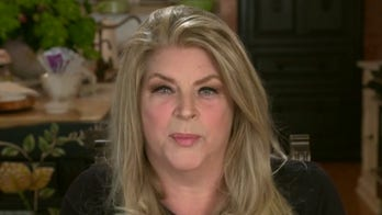 CNN hits back at Kirstie Alley's tweet: 'Change the channel' like 'Veronica's Closet' viewers did
