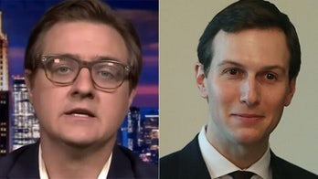 MSNBC's Chris Hayes panned for knocking Kushner, Israel peace deals as 'cynical and transactional'