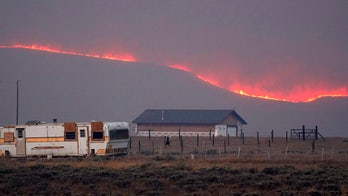Colorado wildfire forces new evacuations as firefighters 'praying we get a lot of snow'