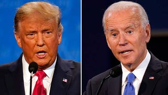 Trump, Biden clash over Hunter Biden business questions at final presidential debate