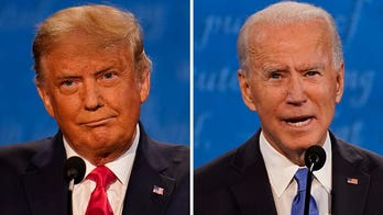 Trump, Biden refrain from interrupting each other