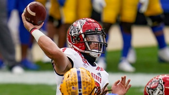 NC State's Devin Leary throws game-winning TD pass to Emeka Emezie to upset No. 24 Pittsburgh
