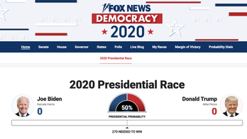 Fox News' Election Night Tools: Probability Dials, Voter Analysis and more