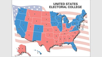 Which states have the most electoral votes?
