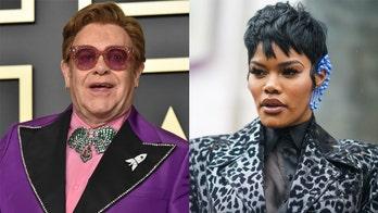 Elton John appears in Teyana Taylor's 'Lose Each Other' music video