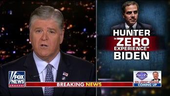Hannity: Hunter Biden emails expose 'damning information', 'corrupt practices' of Biden family