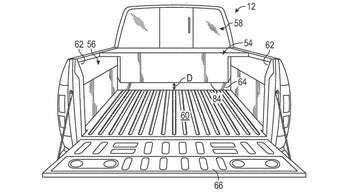 Electric Ford F-150 powered by gasoline? Patent shows how it's possible